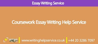 Writing multiple coursework, essays and research reports just increases their study load.